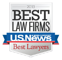 best law firm 2013