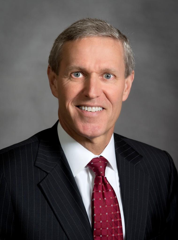 Jim Chapman, Board of Visitors, BOV