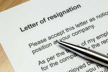 I Found My Employee\'s Resignation Notice on Her Desk—Is This ...