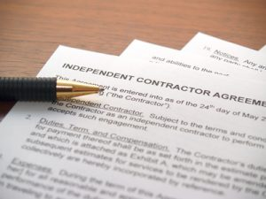 If a Worker Calls Himself an Independent Contractor, Isn't that Enough?